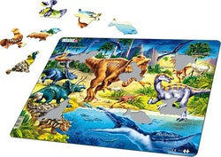 Dinosaurier, T-rex, 57 bitar