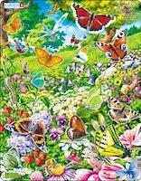Fjärilar, 42 bitar