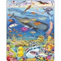 Havsdjur 2, 66 bitar