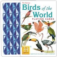 Fåglar i världen