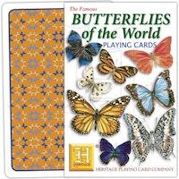 Fjärilar i världen