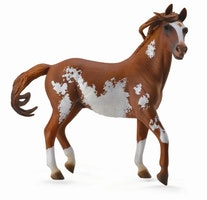 Deluxe 1:12 Mustang hingst (Collecta)