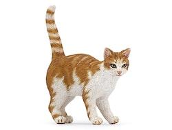 Rödvit katt (Papo)