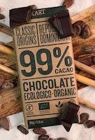 Chokladkaka Blanxart Mörk 99% 80g