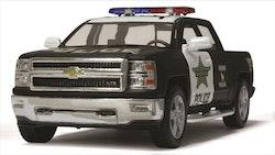 Chevrolet Silverado Police 2014 1:46