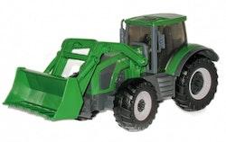 Traktor med skopa 1:16