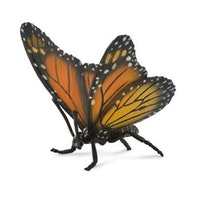 Monarkfjäril 6 cm (Collecta)