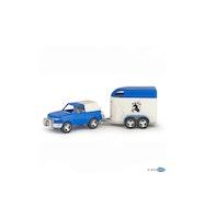 Jeep med förare (Papo)