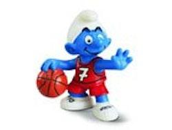 Basketbollsmurfen