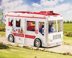 Veterinärklinik, buss 45 cm