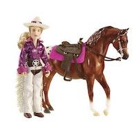 Cowgirl Kaitlyn 17 cm