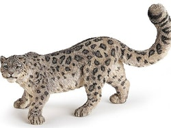 Snöleopard (Papo)