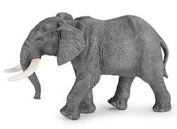 Afrikansk elefant (Papo)