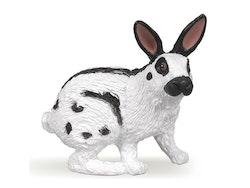 Svartvit kanin (Papo)