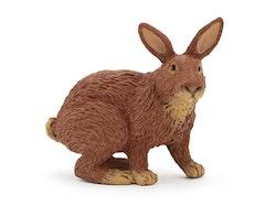 Brun kanin 5 cm (Papo)