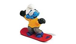 Snowboardsmurfen