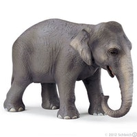 Asiatisk elefant hona (Schleich)