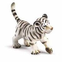 Vit tigerunge (Schleich)