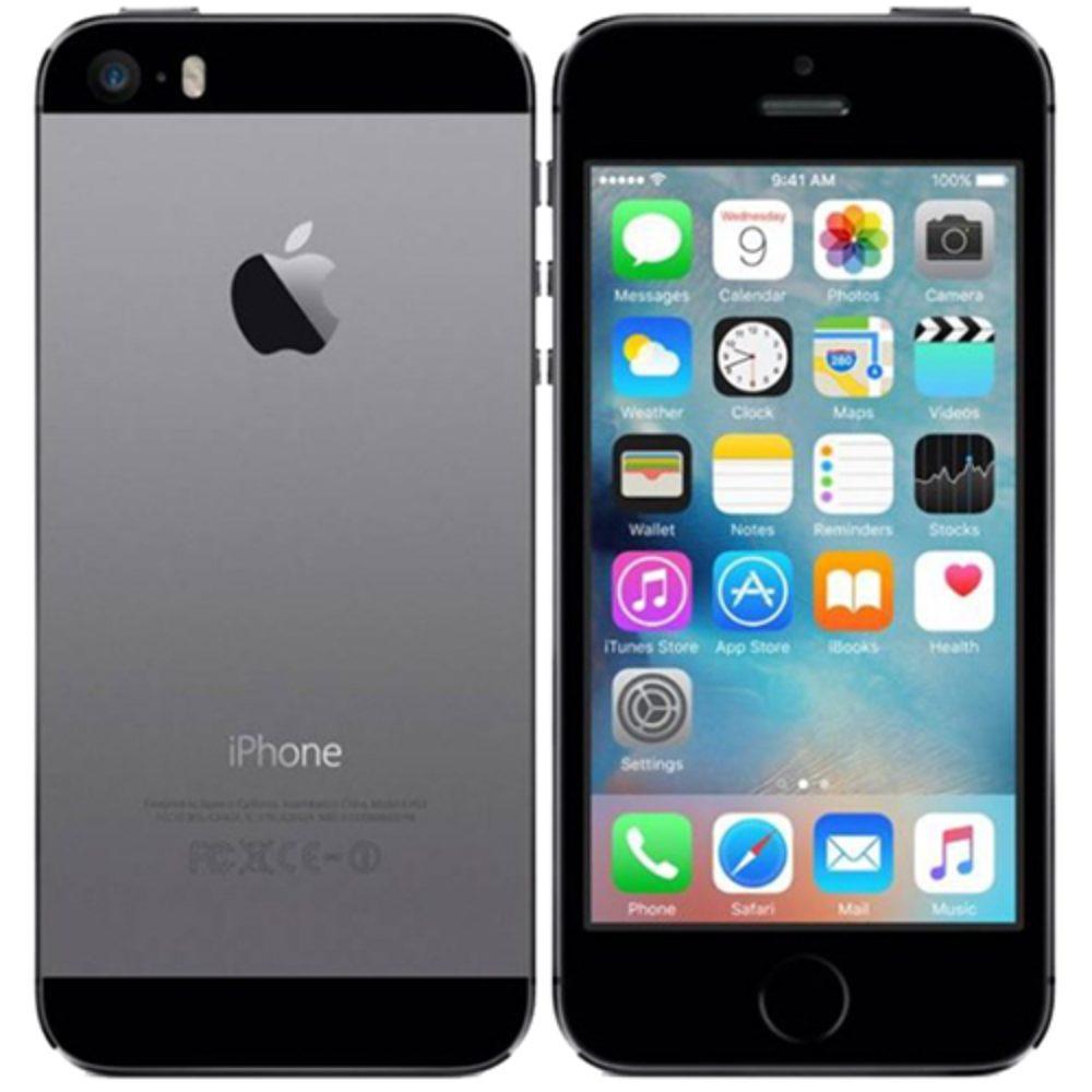 iPHONE SE 32gb Svart - Normalt slitage