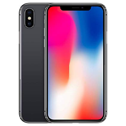 iPHONE X 64gb Svart - Gott skick