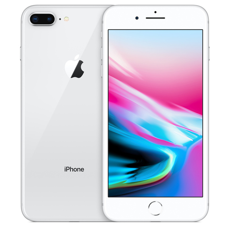 iPHONE 8 64Gb Silver - Normalt slitage