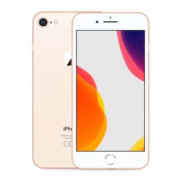 iPHONE 8 64Gb Guld - Normalt slitage