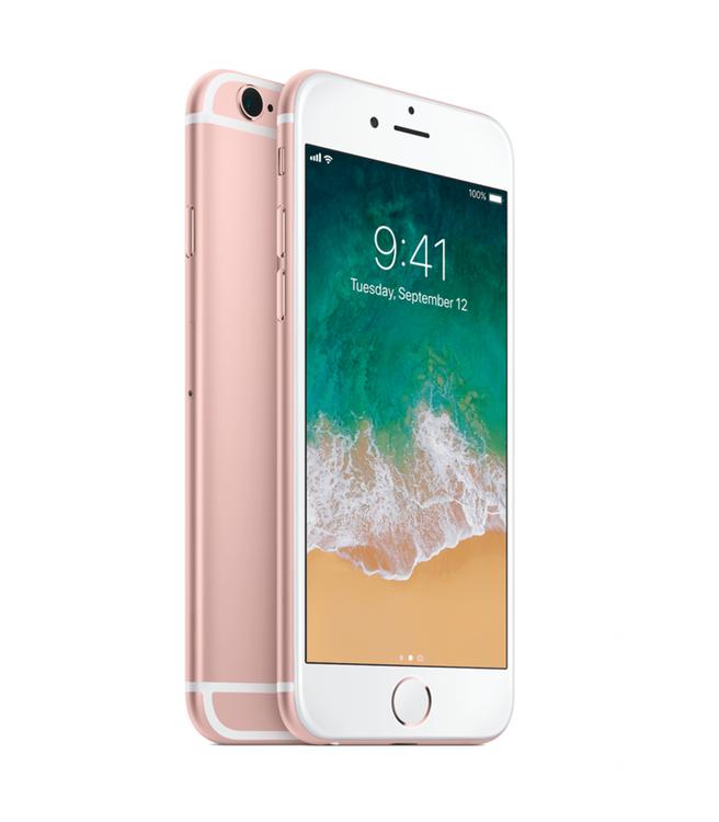 iPHONE 6S 32GB Rose guld - Normalt slitage