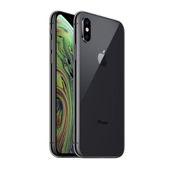 iPhone XS 64GB Svart - Normalt slitage