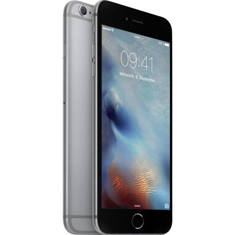 iPHONE 6S plus 64gb Svart - Gott skick