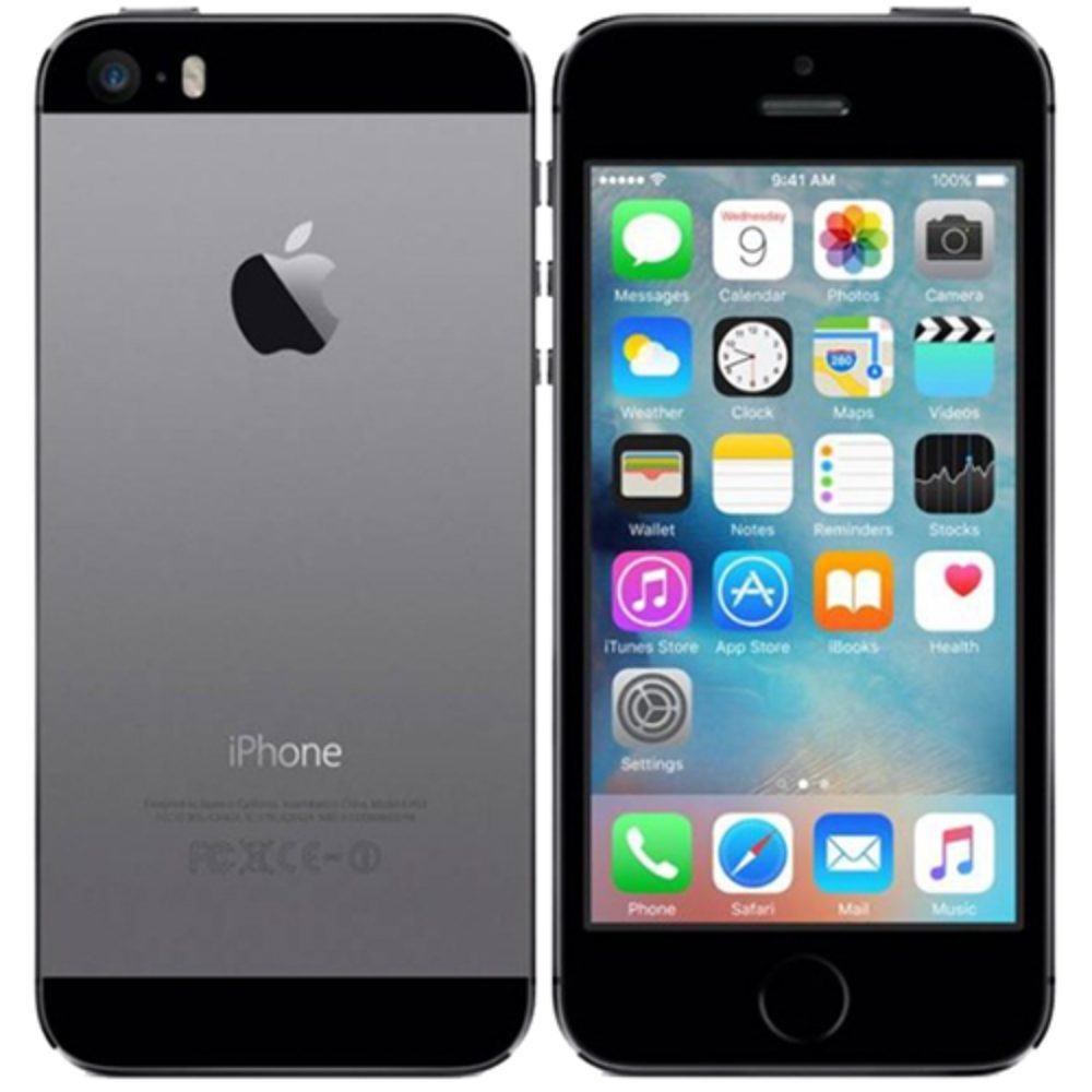 iPHONE SE 16gb Svart - Normalt slitage