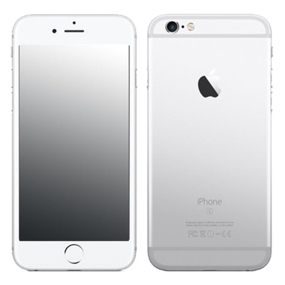 iPHONE 6S 128GB Silver - Normalt slitage