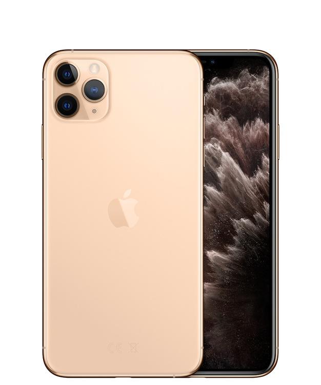 iPhone 11 Pro Max 256GB Guld - Helt ny