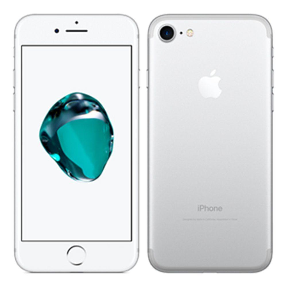 iPHONE 7 128gb Silver - Normalt slitage