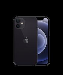 iPhone 12 Mini 128GB Svart - Helt ny