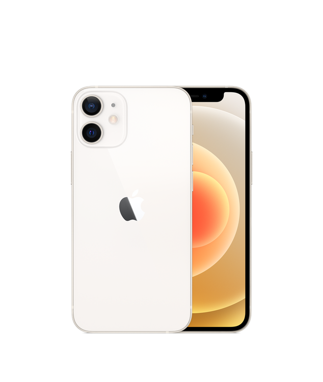 iPhone 12 Mini 128GB Vit - Helt ny