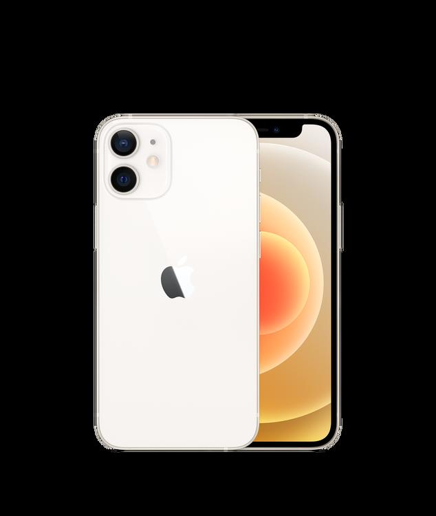 iPhone 12 Mini 256GB Vit - Helt ny