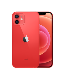 iPhone 12 256GB (PRODUCT)RED - Helt ny