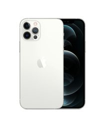 iPhone 12 Pro 256GB Silver - Helt ny