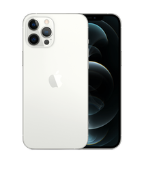 iPhone 12 Pro Max 256GB Silver - Helt ny