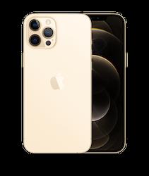 iPhone 12 Pro Max 256GB Guld - Helt ny
