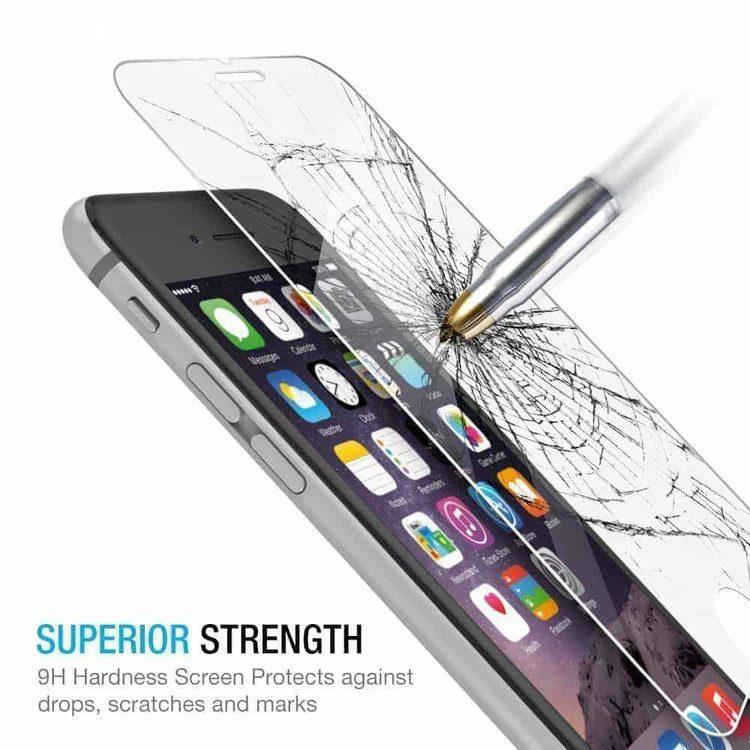 iPhone 12Pro Max - Skärmskydd 9D+