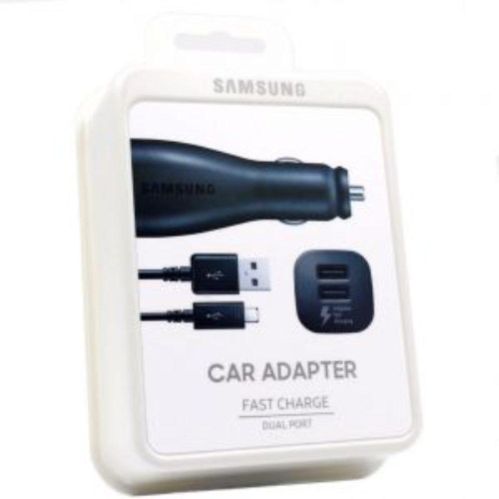 Car Adapter Usb Power Adapter Dual Port