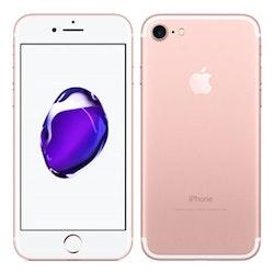 iPHONE 7 128gb Rosa Guld - Normalt slitage