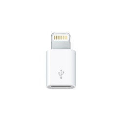 Lightning-till-mikro-USB-adapter