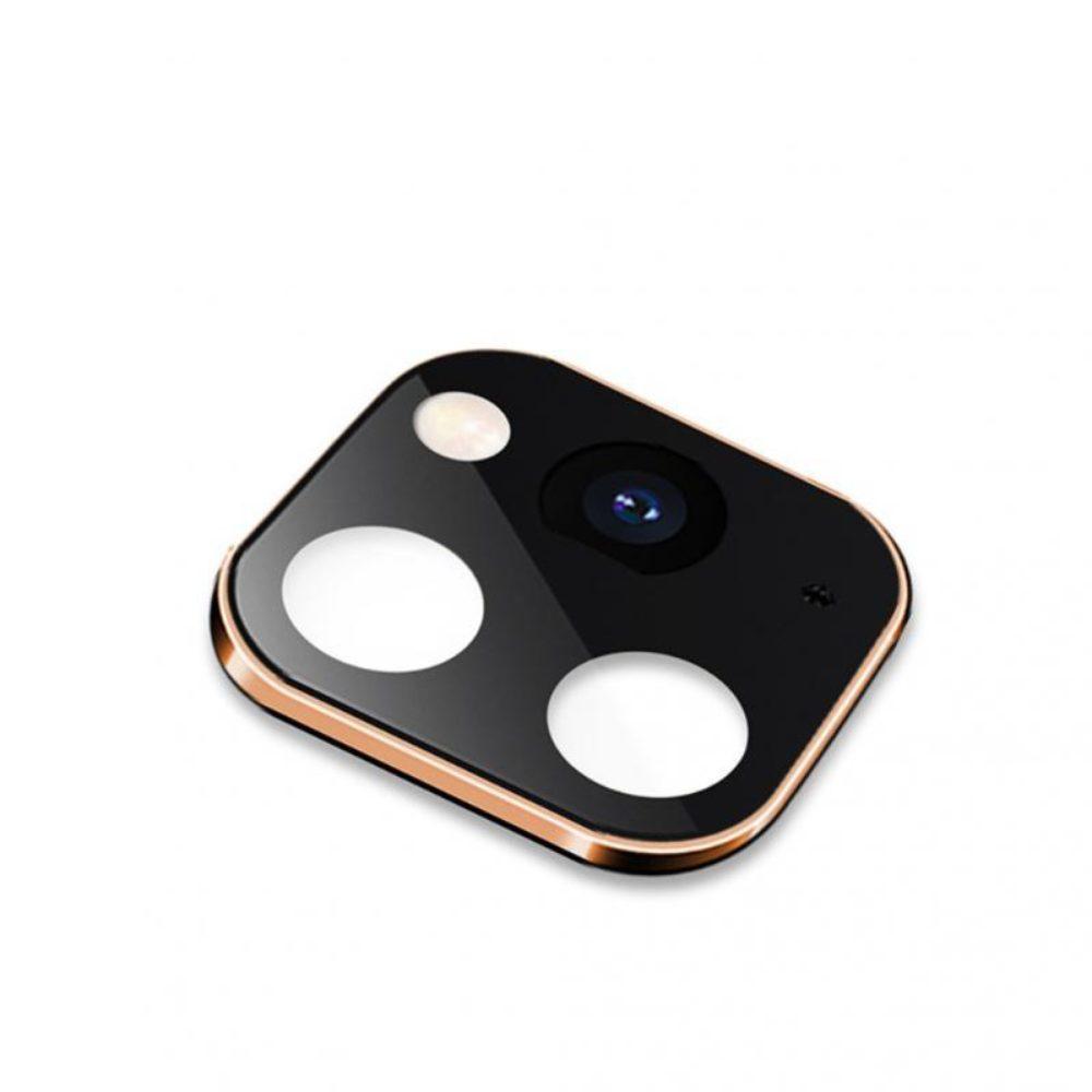 Linsskydd iPhone Xs Max Skyddar mobiltelefonens kamera