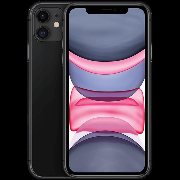 iPhone 11 64Gb Svart - Helt ny