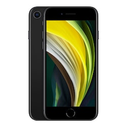 iPhone SE 64GB (2nd Generation) Svart - Normalt sliten