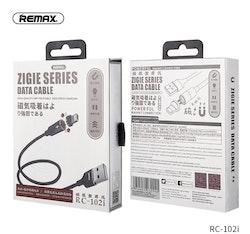 Effektiv Magnetisk Lightning kabel 1,2M