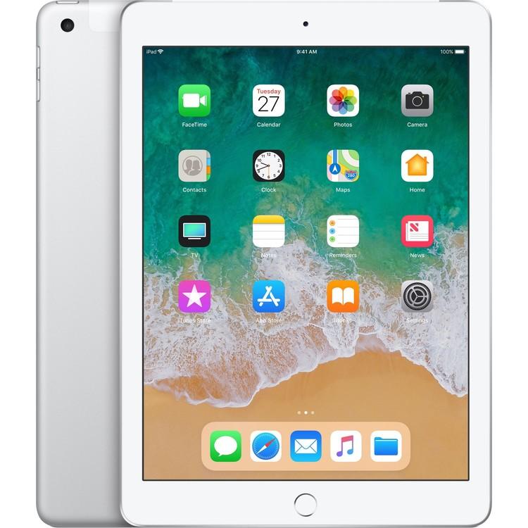 """Apple iPad 10.2"""" 4G 128GB (7th Generation) Silver NY"""