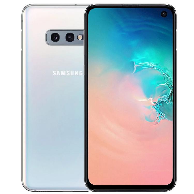 Galaxy S10e 128GB Vit- Gott skick